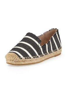 Pelle Moda Camber2 Striped Espadrille Flat