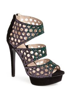 Pelle Moda 'Mahal II' Platform Sandal (Women)