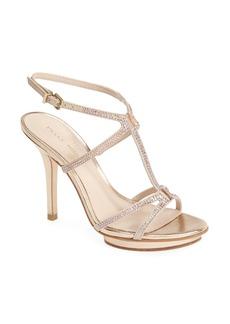 Pelle Moda 'Randal' Crystal Embellished Sandal (Women)