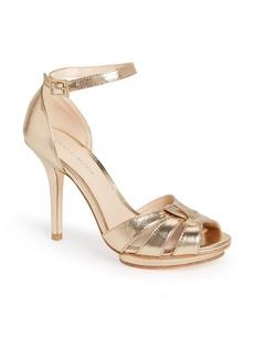 Pelle Moda 'Ritter' Ankle Strap Sandal (Women)