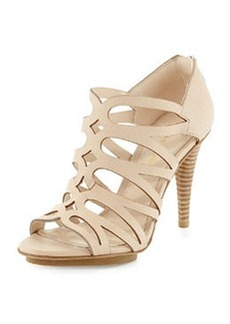 Pelle Moda Robyn Leather Evening Sandal, Petal