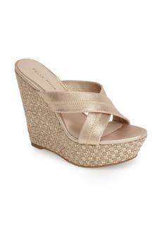 Pelle Moda 'Shane' Platform Wedge Sandal (Women)