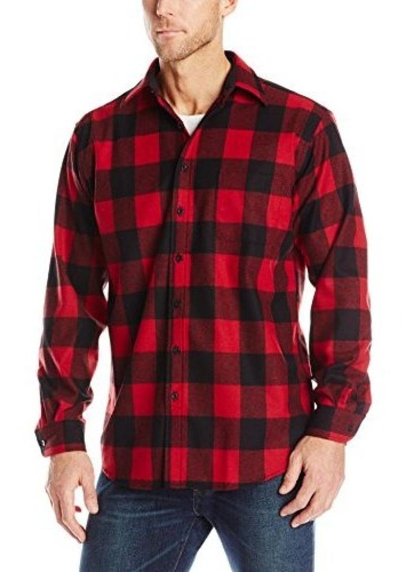Pendleton men 39 s tall long sleeve lodge shirt for Mens xxl tall shirts