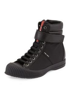 Nylon Grip-Strap Sneaker   Nylon Grip-Strap Sneaker