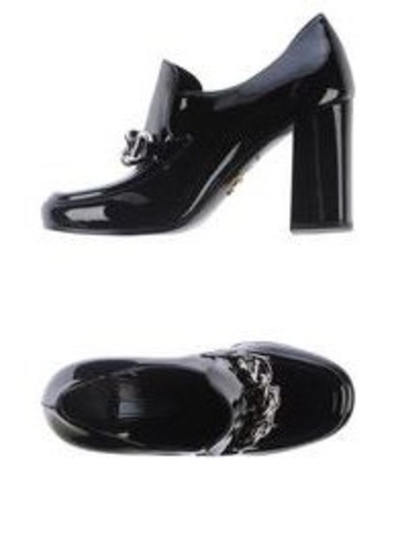 prada prada moccasins shoes shop it to me. Black Bedroom Furniture Sets. Home Design Ideas