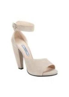 Prada Banana-heel Ankle-strap Sandal