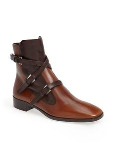 Prada Bi-Color Ankle Boot (Women)