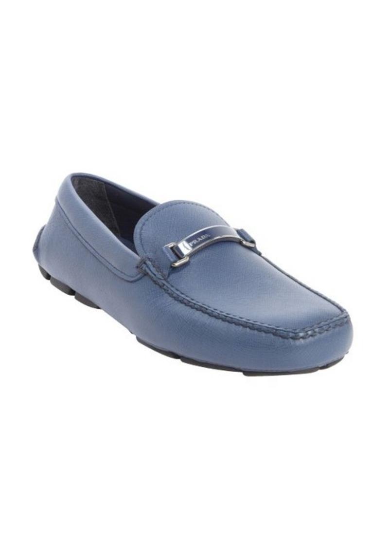 Blue Prada Loafers 28 Images Prada Scrunch Loafer In