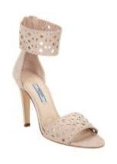 Prada Cutout Ankle-strap Sandal