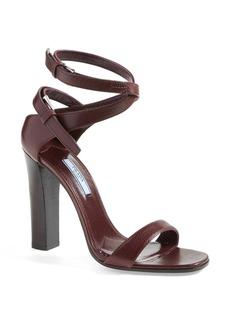 Prada Double Ankle Strap Sandal (Women)