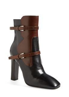 Prada Double Buckle Short Boot (Women)