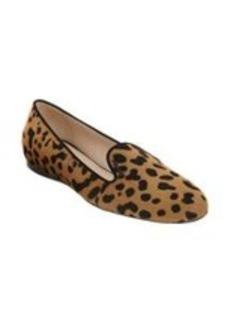 Prada Leopard Ponyhair Loafer
