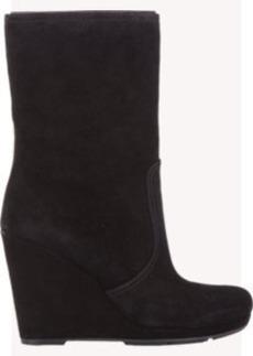 Prada Linea Rossa Wedge-Heel Boots