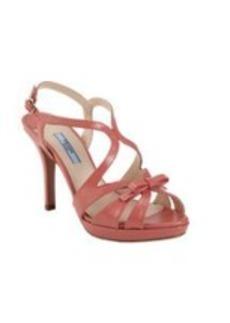 Prada Strappy Platform Sandal