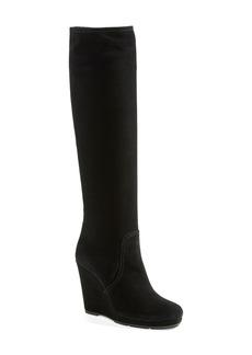 Prada Tall Wedge Boot (Women)