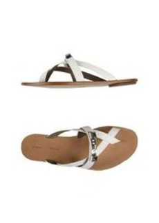 PROENZA SCHOULER - Thong sandal
