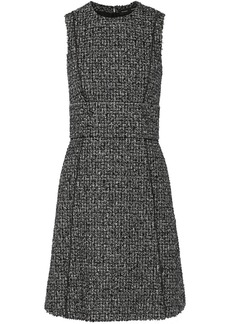 Proenza Schouler Belted bouclé dress
