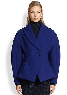 Proenza Schouler Bonded Wool Coating Jacket