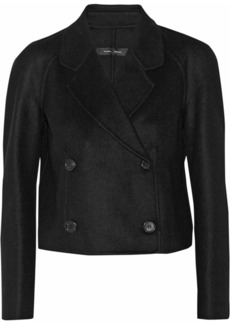 Proenza Schouler Cropped wool and cashmere-blend jacket