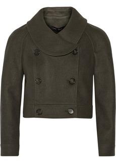 Proenza Schouler Cropped wool-blend jacket