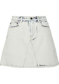 Proenza Schouler Denim mini skirt