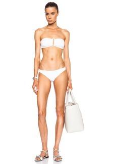 "Proenza Schouler <div class=""product_name"">Bandeau Bikini</div>"
