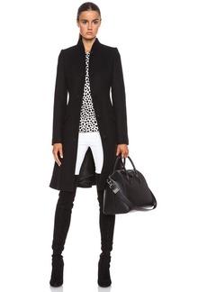 "Proenza Schouler <div class=""product_name"">Wool Cashmere Coat</div>"
