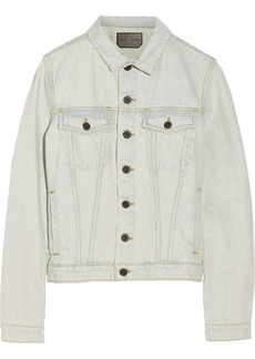 Proenza Schouler Faded denim jacket