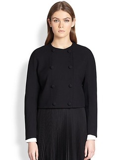 Proenza Schouler Knit Rounded Jacket