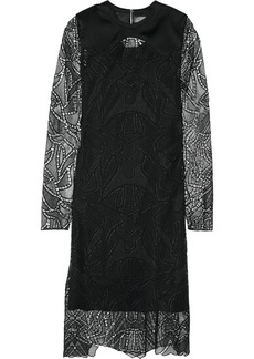Proenza Schouler Lace mini dress