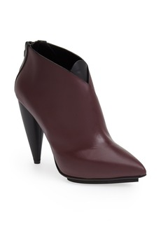 Proenza Schouler Leather Ankle Bootie (Women)