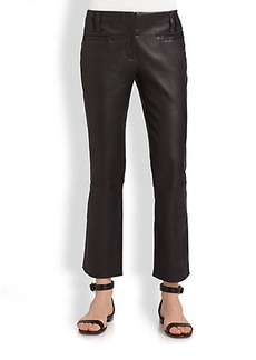 Proenza Schouler Leather Pants