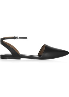 Proenza Schouler Leather point-toe flats