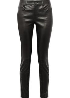 Proenza Schouler Leather skinny pants