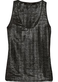 Proenza Schouler Metallic wool-blend tank