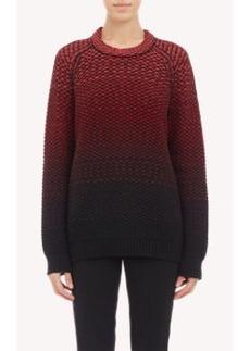 Proenza Schouler Ombré Pullover Sweater