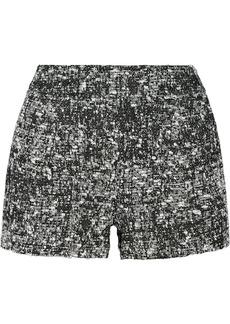 Proenza Schouler Pleated bouclé shorts