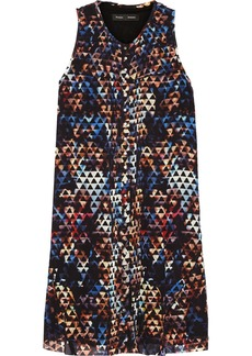 Proenza Schouler Printed silk dress