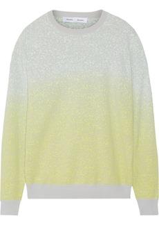 Proenza Schouler Printed stretch-knit sweater