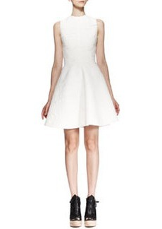 Proenza Schouler Sleeveless Fit-and-Flare Dress