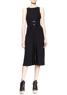 Proenza Schouler Sleeveless Hook-Waist Dress