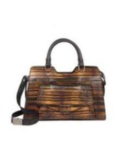 Proenza Schouler Snakeskin PS13 Mini Shoulder Bag