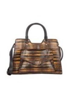 Proenza Schouler Snakeskin PS13 Small Shoulder Bag
