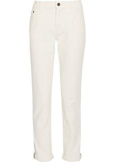 Proenza Schouler Stretch-denim straight-leg jeans