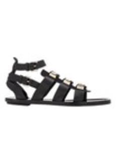 Proenza Schouler Studded Flat Gladiator Sandals