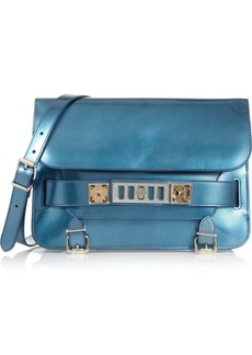 Proenza Schouler The PS11 Classic mirrored-leather shoulder bag