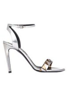Proenza Schouler Triangle Ankle-Strap Sandals