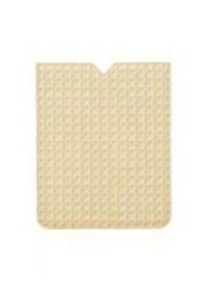 Proenza Schouler Triangle-Print iPad® Sleeve