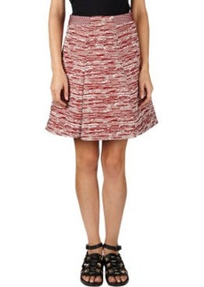 Proenza Schouler Tweed Flare Skirt