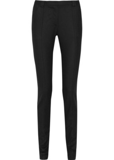 Proenza Schouler Wool and cashmere-blend skinny pants